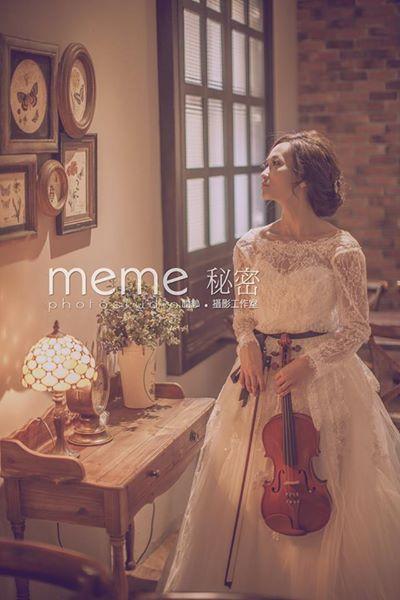 by Meme秘密婚紗攝影工作室